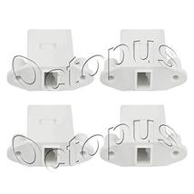 4 Pack 137006200 Latch Compatible With Electrolux Frigidaire Kenmore Washer - $39.19