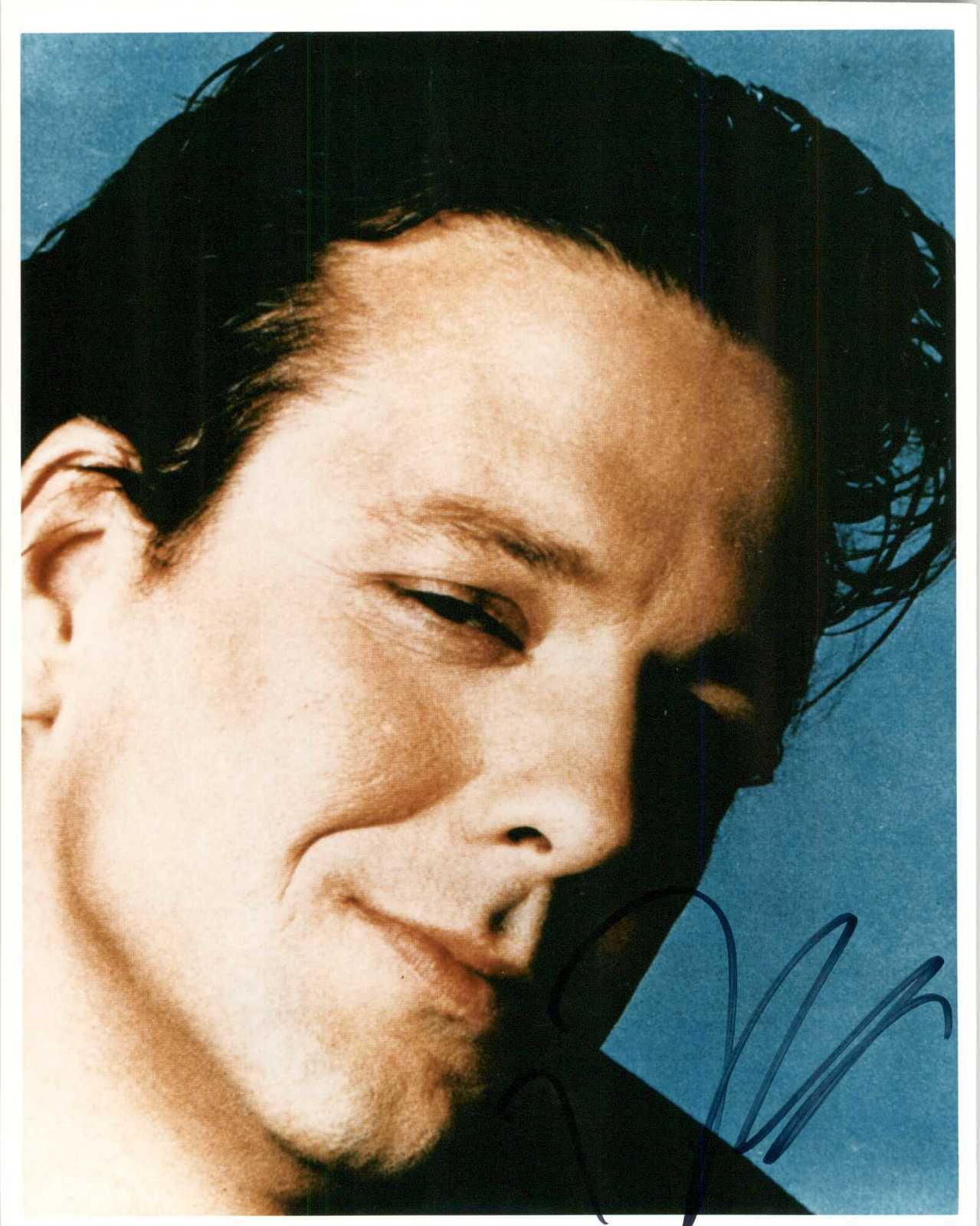 Primary image for Mickey Rourke Signed Autographed Glossy 8x10 Photo