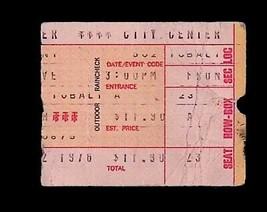 MEGA RARE Monty Python 5/2/75 New York City Center Ticket Stub! - $39.99