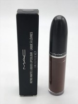 Mac Retro Matte Liquid Lipcolour - Chocotease 0.17 fl oz NWB - $24.70