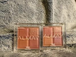 Almay Limited Ed. Shadow Squad Eyeshadow Quad 260 *PIXIE KISS*, 2 Each - $22.99