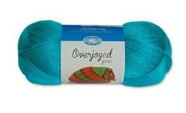 Overjoyed Yarn in Turquoise, Bulky 5
