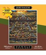 JERUSALEM - FOLK ART - PUZZLE - 500 Pieces - $21.95
