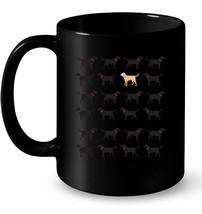 Labrador Retriever Fetch Black Lab YellowLab Play Ball Gift Coffee Mug - $13.99+