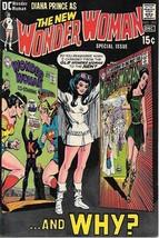 Wonder Woman Comic Book #191, DC Comics 1970 VERY FINE- - $28.95