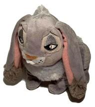 "Thumper Rabbit Disney Collection Official Bambi 6"" Plush Gray Long Ears - $14.98"