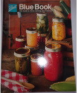 Ball Blue Book The Guide To Home Canning And Freezing 1986 - $6.99