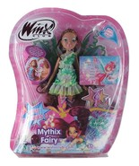 Winx Club Mythix Fairy Aisha Layla Doll Giochi Preziosi Witty - $37.00