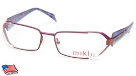 NEW Alain Mikli ML 1021 0005 VIOLET EYEGLASSES FRAME 53-17-135mm B30mm - $64.34