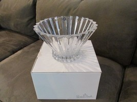 """Rosenthal Classic Crystal 10"""" Blossom Bowl Made Germany Large Fruit Bowl Nos Mib - $39.95"""