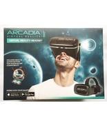 Arcadia Virtual Reality Headset 360 degrees works with Phone Sealed Box - $8.75