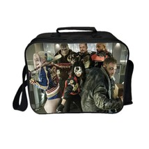 Suicide Squad Lunch Box Summer Series Lunch Bag Team B - $19.99