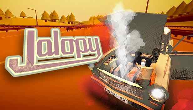 Primary image for Jalopy PC Steam Key NEW Download Game Fast Dispatch Region Free