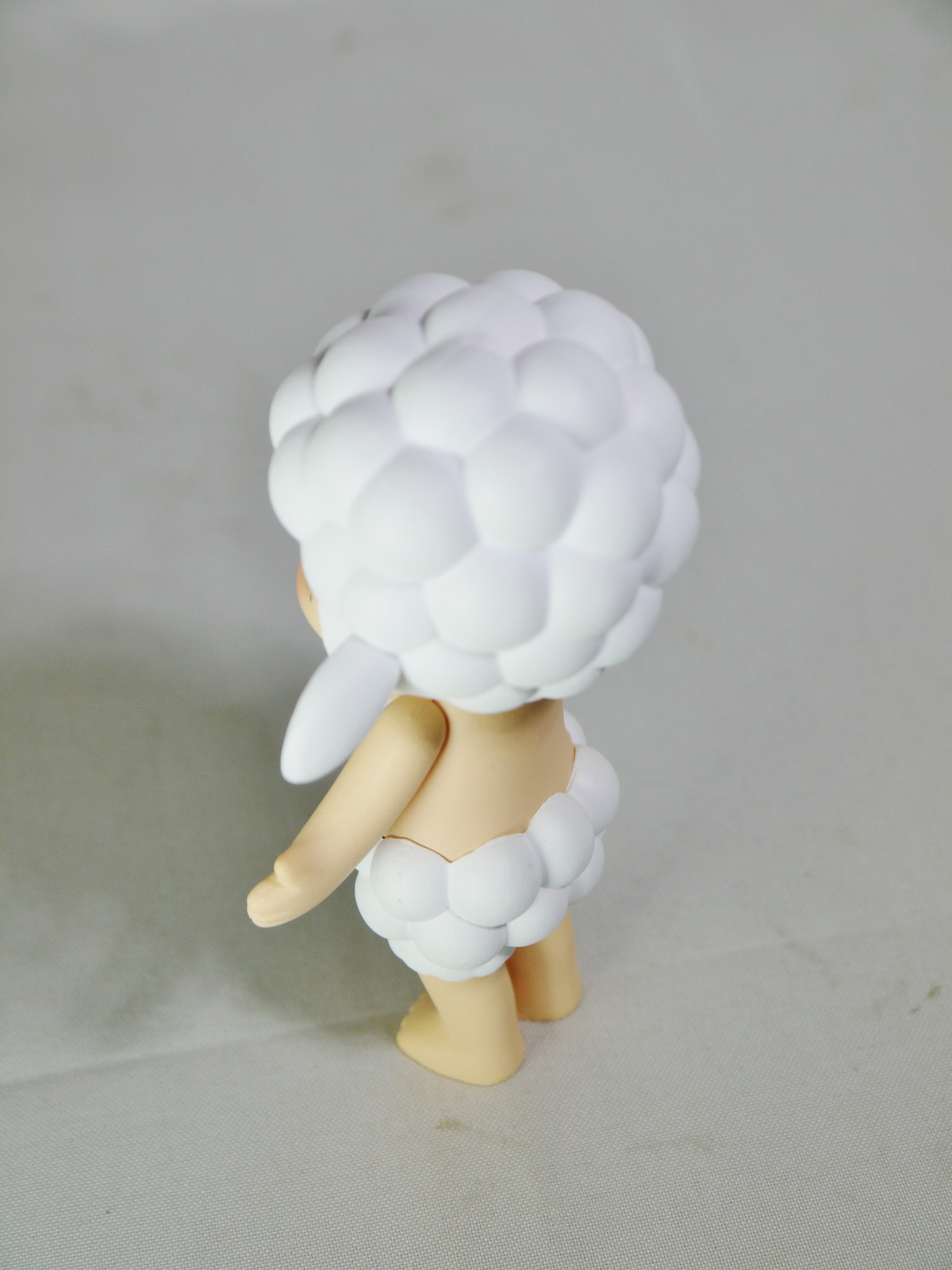 POP MART Kennyswork BLOCK Little Molly Chinese Zodiac Sheep White Mini Figure