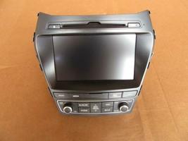 2016-2018 Hyundai Santa Fe Elantra GPS Navigation Sirius Radio 96560-B85... - $650.00
