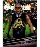 2018 Topps WWE Evolution #E-20 Goldust NM-MT - $0.99