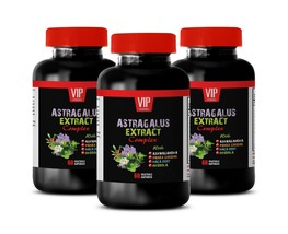 immune system support - ASTRAGALUS COMPLEX 770MG - natural anti inflamma... - $33.62