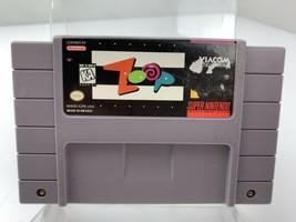 Zoop (Super Nintendo, 1995) Video Game Cartridge - $9.43
