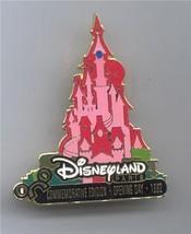 Disney  WDW Disneyland Paris Castle LT ED Pin/Pins - $29.99