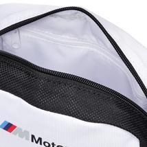 Puma BMW M Motorsport LS Logo Portable Unisex Flight Travel Shoulder Bag image 5