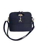 HOT SALE Handbags Purse Fashion Women Bag Shoulder Bags Black Handbags O... - $304,98 MXN