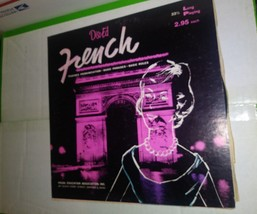 Disc- Ed French Record- Language Learning French Lesson - $5.81