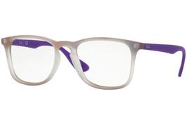 RAY BAN Eyeglasses RX7074-5600-52 Size 52mm/18mm/Wayfarer BRAND NEW W CASE - $47.92