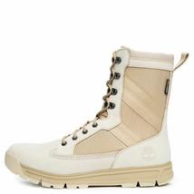 Timberland Field Guide Tall Men's 8 Inch Tan Beige Boots TB0A1NHC230 - $100.00
