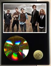 One Republic Limited Edition 24 Kt. Gold CD Display Plaque - $56.95