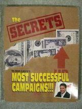 The Secrets to Don Lapre's Most Successful Campaigns [Paperback] [Jan 01, 1997]