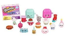 Shopkins Season 5 Set Kids 12-Pack Collectibles Petkins Backpacks Bonus ... - $18.62