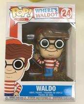 Funko Pop! Books Wheres Waldo? Waldo #24 Vinyl Figure - $17.75