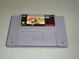 Monopoly, Game Only, Super Nintendo SNES - $5.99