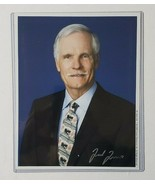 Ted Turner Signed 8x10 Photo - $14.03