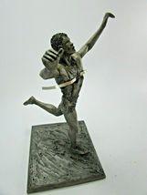Vintage 1984 Track Field Sculpture Telephone AT & T Marcel Jovine 31519 image 4
