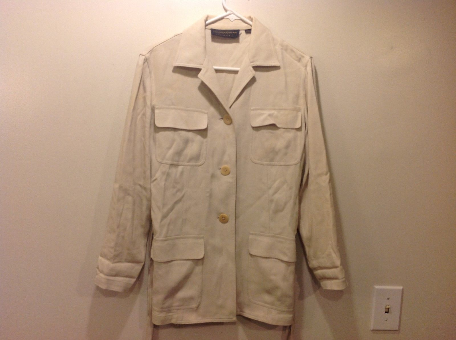 Donna Karan New York Essentials Ladies Safari Jacket