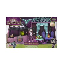 Hotel Transylvania Scream Cheese Café Playset - $51.20