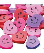 Party Supplies 144 valetine's Day Party Favor Smiley Smile Happy face Mi... - $21.78