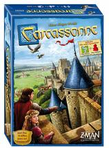 Carcassonne w/ River and Abbot expansions - $65.00