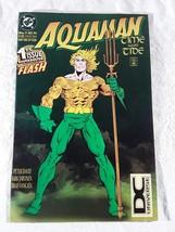AQUAMAN  TIME AND TIDE  Issue # 1 Dec, 1993  DC Comics - $9.00