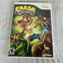 Nintendo Wii Crash : Mind Over Mutant Video Game - $14.85