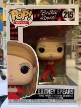 New Funko POP unopened Britney Spears 215 perfect box  - $12.25