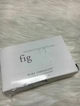 Bath & Body Works Hydrating body bar fig 4oz rare discontinued b21 - $21.49