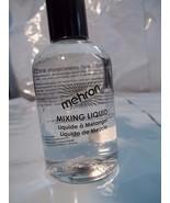 Mehron Mixing Liquid Thins Liquid Makeup or with Metallic Powder - $12.87