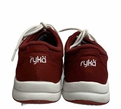 Ryka Red Sneakers Trainers Ortholite Comfort Sole Size 9 Womens - $22.99