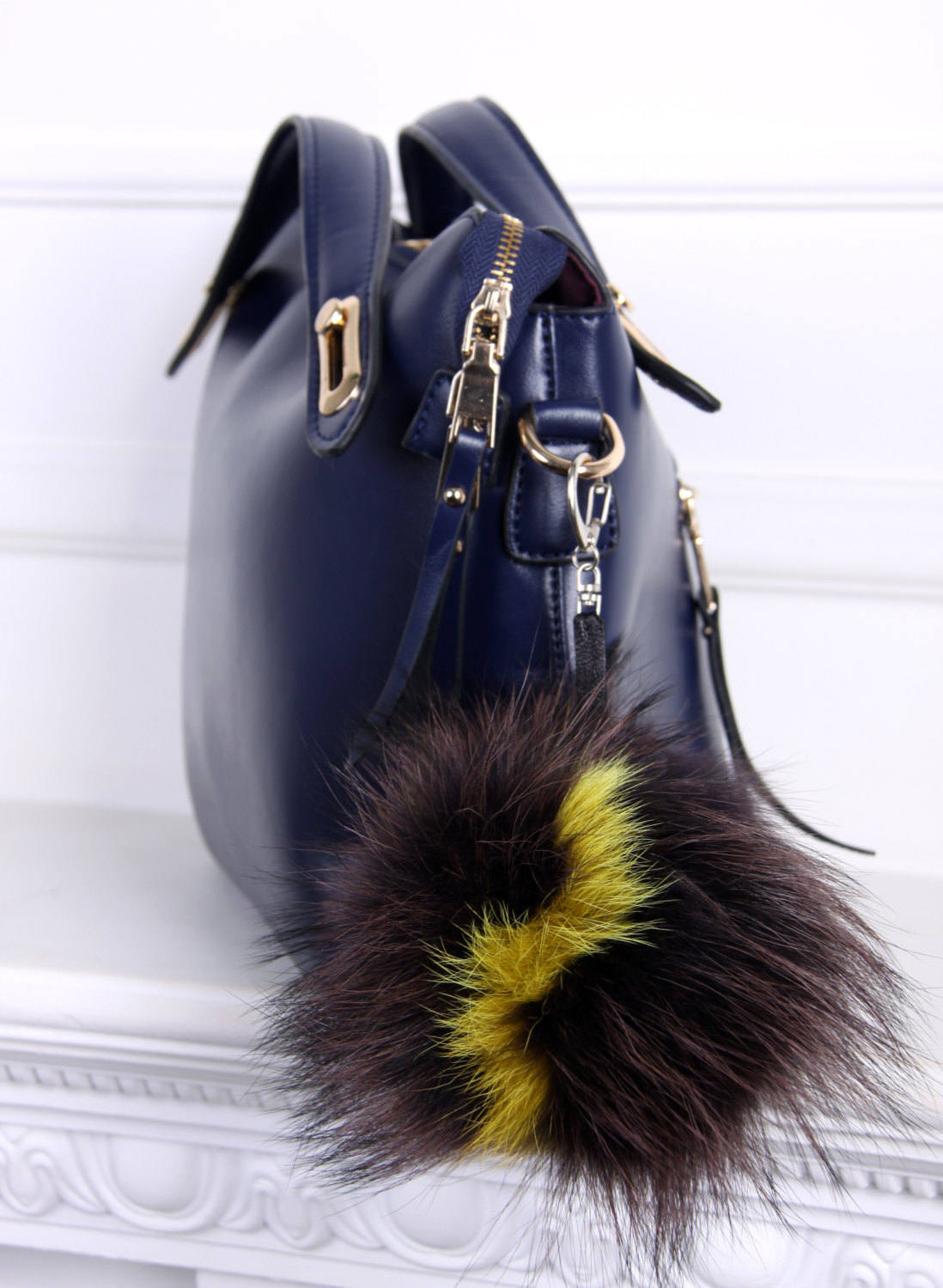 Fur Bag Charm Fur Keychain Fur Pom and 50 similar items. Il  fullxfull.1306123335 fkgp ffe350a8c72ae