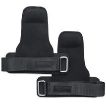 1 Pair Grip Strap Wrist Wrap Weight Lifting Strength Chinning Bodybuildi... - $14.80