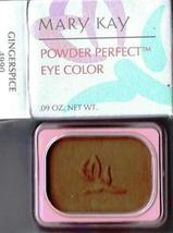 Mary Kay Powder Perfect Eye Color GingerSpice 4990 Eye Shadow - $10.99