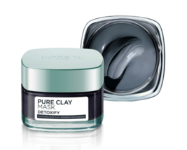 L'Oreal Paris Pure Clay Mask Detoxify 50g - $29.90