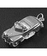 NICE 1940 Ford Convertible Model car Sterling silver charm - $21.17